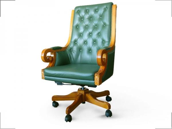 Заказываем роскошное кресло для руководителя